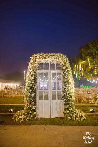 Ishita & Nikunj, Rustic Indian wedding, vintage decor, radisson blu alibaug, The wedding salad-20