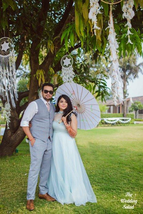 Ishita & Nikunj, Rustic Indian wedding, vintage decor, radisson blu alibaug, The wedding salad-54