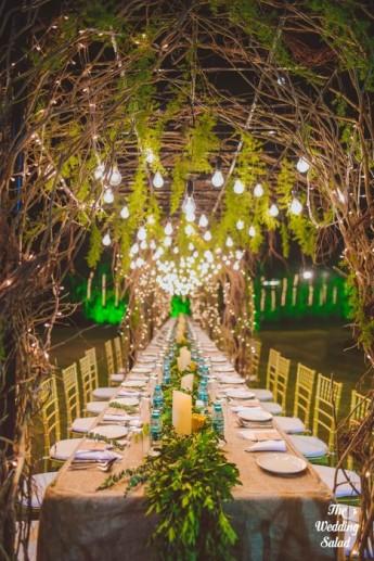 Ishita & Nikunj, Rustic Indian wedding, vintage decor, radisson blu alibaug, The wedding salad-8