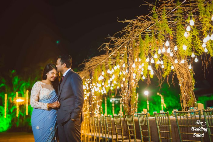 Ishita & Nikunj, Rustic Indian wedding, vintage decor, radisson blu alibaug, The wedding salad-88