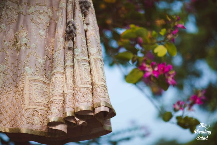 Ishita & Nikunj, Rustic Indian wedding, vintage decor, radisson blu alibaug, The wedding salad-96