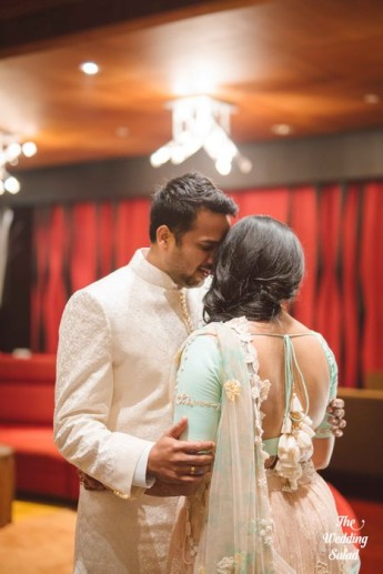 Ishita & Nikunj, Rustic Indian wedding, vintage decor, radisson blu alibaug, The wedding salad-99