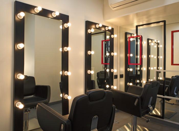 Make-Up Area-Lakme Salon