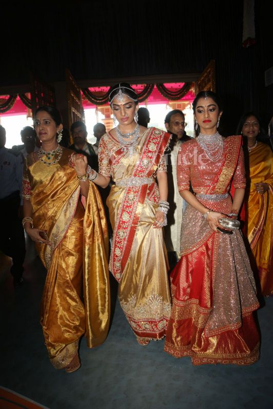 The Big Fat South Indian Wedding The Larger Than Life Gvk