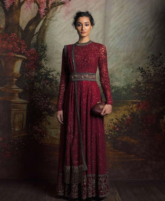 What To Wear On Your Waist With Your Lehenga From
