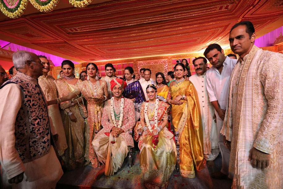 Sandeep reddy wedding