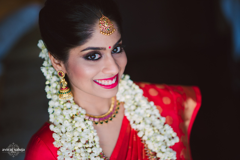 Your Guide To Amazing Makeup For The South Indian Bride