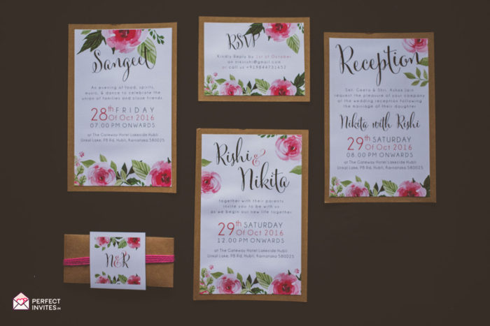 Wedding Invitation Wording English: 10 Smart Ways To Make Your Invitation Cards On A Tight