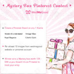 WMG Pin-It-To-Win-It! Win Goodies worth Rs12K!