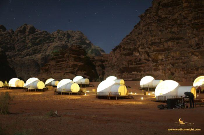 Honeymoon Experience Sleep Under The Stars While Glamping
