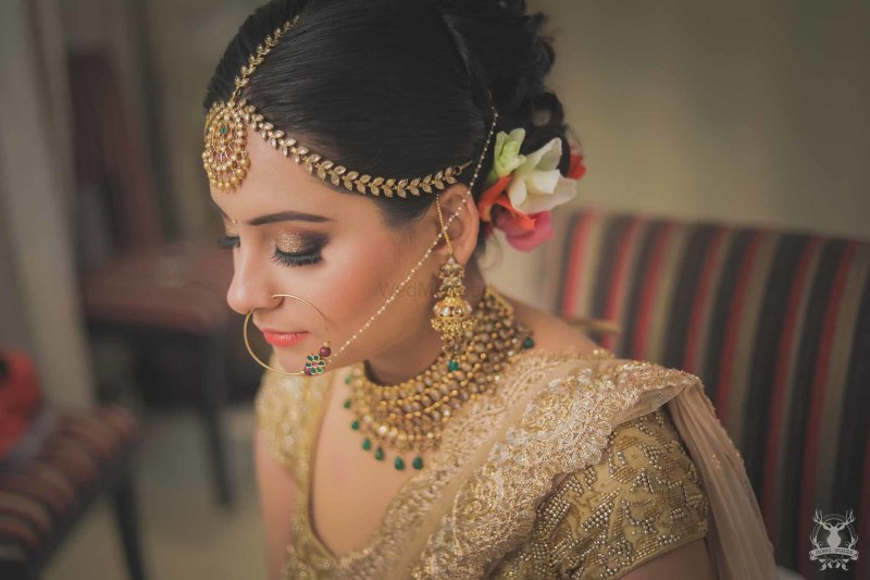 Sign Up For A Free Bridal Makeup Trial