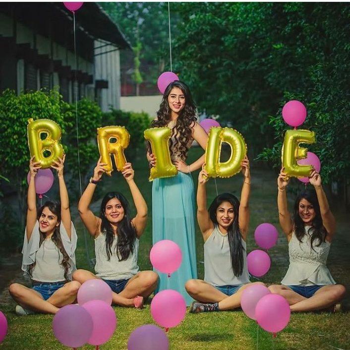 6 Fun Ideas For A Pre-Wedding Shoot With Your Bridesmaids