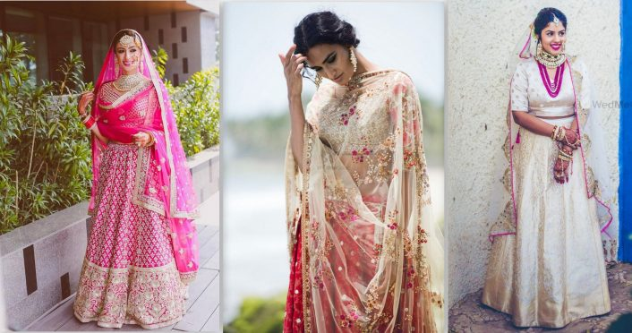 d218df6453 30 Dupatta Draping Styles to Drape Your Way to Gorgeousness ! | WedMeGood