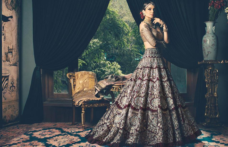 1caad8aded5 So How Much Does A Manish Malhotra Lehenga Cost? | WedMeGood