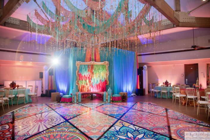 10 Amazing Sangeet Themes To Try For Your 2018 Wedding