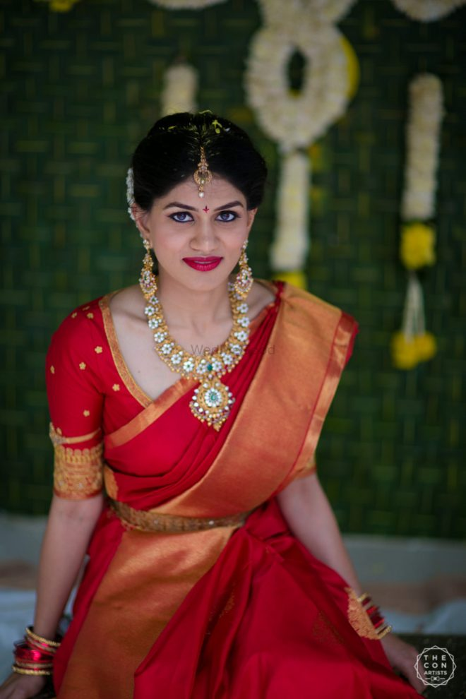 The Best South Indian Brides Of 2017 Wmg Roundup Wedmegood