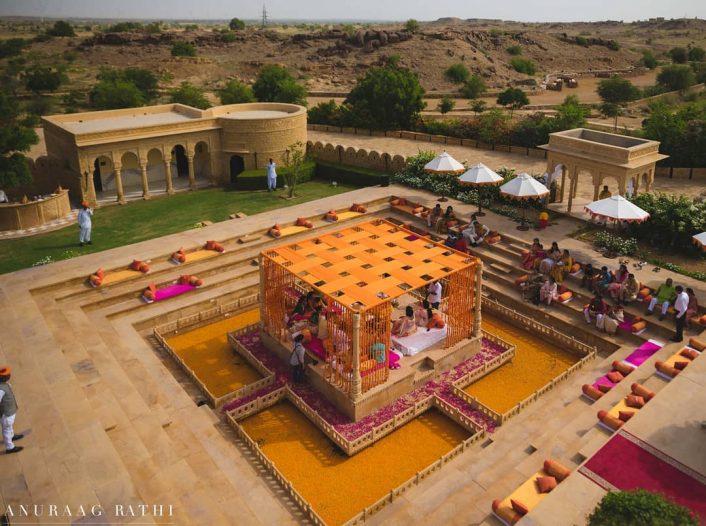 Best Pre Wedding Venues In Bangalore