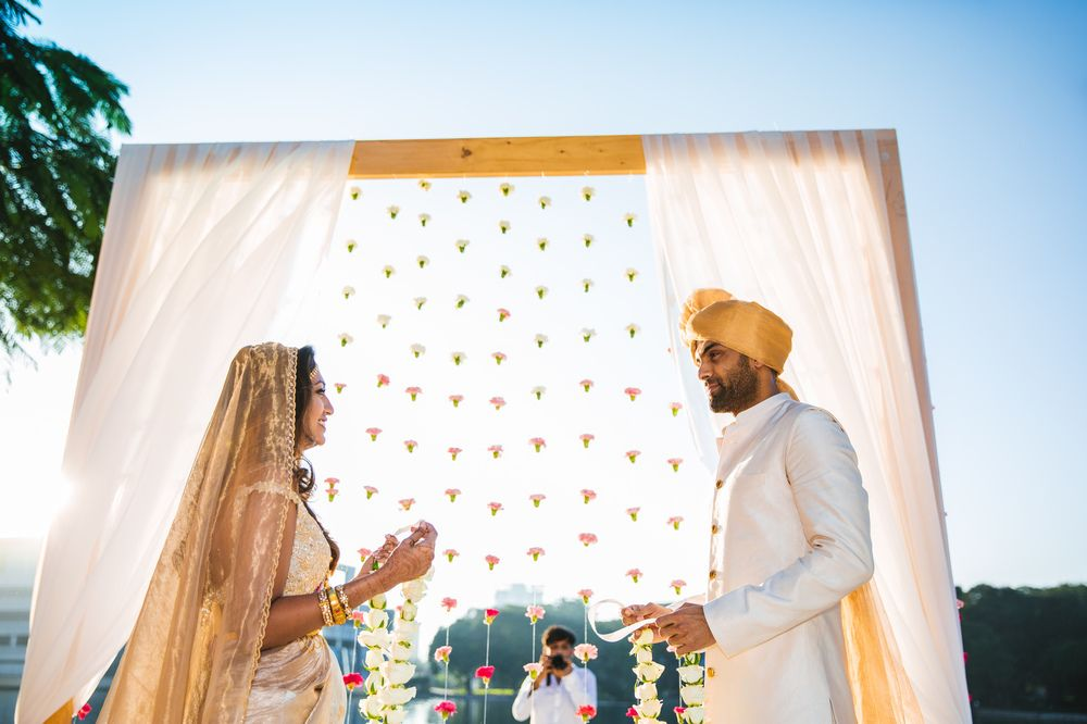 The Best Minimalist Decor We Spotted In Real Weddings Wedmegood