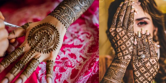 Prettiest Back Of The Hand Mehendi Designs To Take