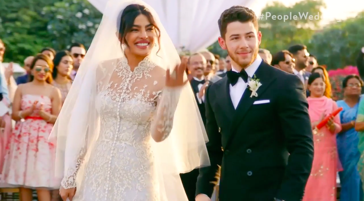 Priyanka Chopra Created History By Being The First Bride Ever To