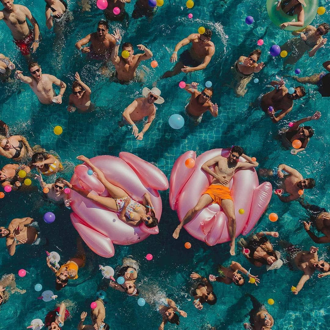Pool Party Ideas To Make Your Event More Fun!  WedMeGood