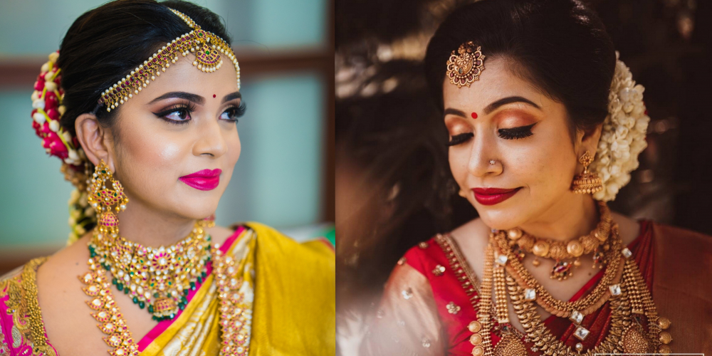 South Indian Bridal Makeup 20 Brides Who Totally Rocked