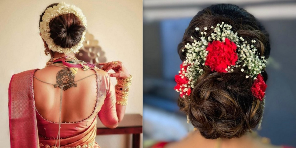 70 Bridal Hairstyles For 2019 Indian Brides Wedmegood