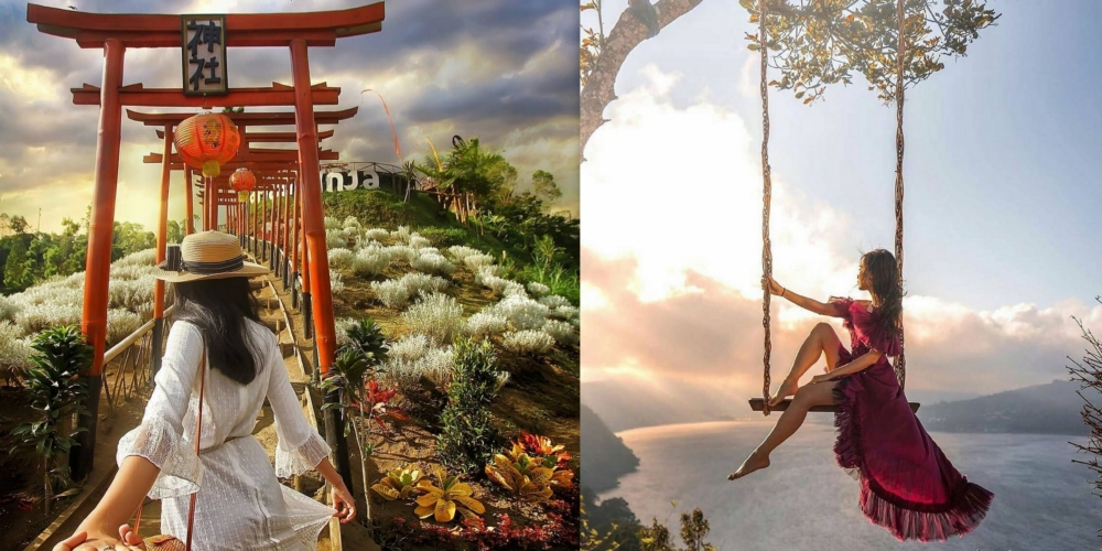 Insta-Worthy Spots You Must Visit In Bali For The Most Picturesque Honeymoon Experience!