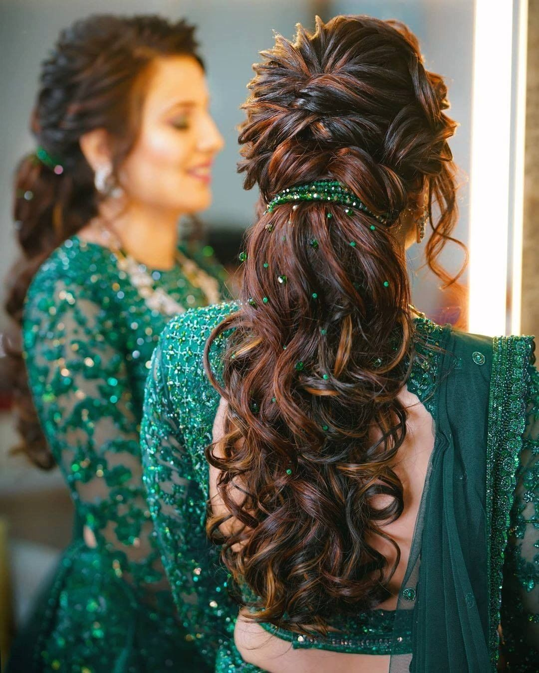 20+ Bridal Ponytail Accessories Background